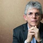 Ministério Público pede suspensão de candidatura de Ricardo Coutinho a prefeito de João Pessoa