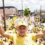 Decidido: Renato Mendes renuncia candidatura a prefeito de Alhandra e Branco Mendes o substitui na disputa