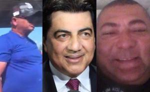 De novo: seguranças de Manoel Júnior são detidos pela PM com pistola irregular em Pedras de Fogo