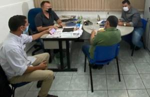 Nilvan participa de reunião na APLP e assume compromisso de encontrar solução para não demitir contratados
