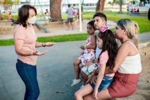 Edilma vai expandir maior programa de praças e parques da cidade