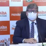 João Azevêdo assina ordem de serviço para a pavimentação de rodovia em Alagoa Nova