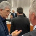 Rejeição a Ricardo Coutinho aumenta e vai a 53%, revela Ibope
