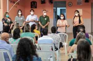 Na Torre, Edilma Freire garante expansão das Unidades de Saúde da Família dentro de novo padrão de qualidade