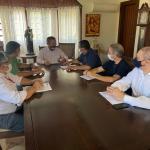 Nilvan se reúne com senador Zé Maranhão que garante apoio em Brasília para a criação do Hospital do Idoso