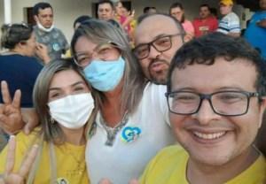 Candidata a vereadora deixa grupo da prefeita de Monteiro para apoiar Dra. Micheila e Edna Henrique