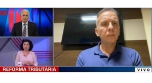 """""""Esse é o momento em que se deve ter espírito público"""", enfatiza Aguinaldo Ribeiro ao reforçar a importância do Congresso e governo priorizarem a Reforma Tributária"""