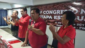 """PT anuncia apoio a Cícero Lucena e justifica: """"É o voto contra a política do ódio de Bolsonaro e seu candidato em JP"""""""