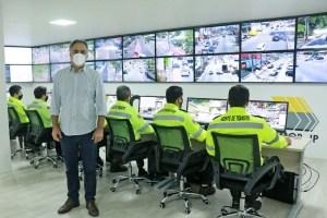 Cartaxo entrega novo Centro Operacional de Trânsito e Transportes e amplia monitoramento com câmeras de resolução full HD