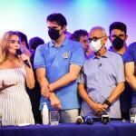 """Daniella Ribeiro comemora vitória de Cícero: """"Ganha o povo de João Pessoa"""""""