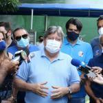 João Azevêdo destaca parceria com Cícero Lucena e diz que João Pessoa construirá uma aliança para os próximos anos