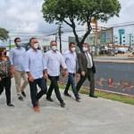 Cartaxo entrega novos trechos da Epitácio Pessoa e principal corredor de JP conta com 2 Km de Avenida Passeio