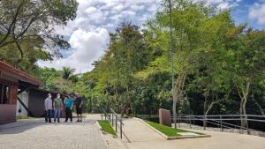 Luciano Cartaxo entrega Bosque do Lago da Bica nesta segunda