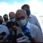 Cícero Lucena visita Estação Cabo Branco ao lado do governador e planeja ações para reativar o complexo