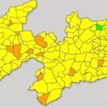 Nova avaliação aponta 200 cidades paraibanas classificadas como bandeira amarela no Plano Novo Normal
