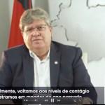 João Azevêdo define novas ações de enfrentamento da Covid-19 nesta segunda-feira