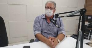 Secretário de Saúde destaca crescimento do consumo de oxigênio em JP, mas diz que risco de desabastecimento é quase impossível