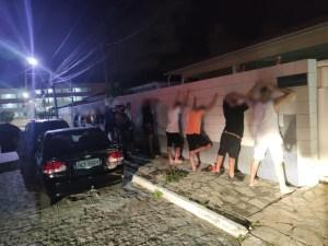Polícia Militar encerra festa com cerca de 50 pessoas na zona sul de João Pessoa