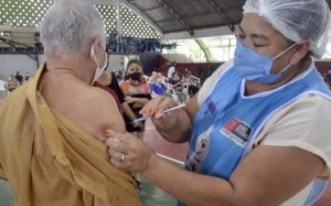 Prefeitura orienta sobre cuidados que idosos devem ter antes de sair de casa para se vacinar