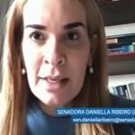 Daniella Ribeiro comemora aprovação do Perse na Câmara e torce para breve sanção do projeto