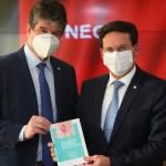 Ruy tem reunião com ministro da cidadania para fortalecer as entidades sociais da Paraíba