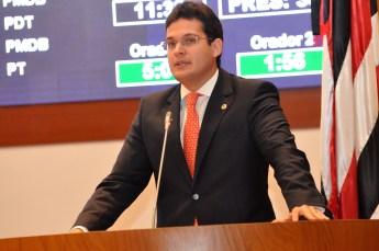 O deputado estadual Alexandre Almeida (PTN)