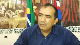 Prefeito de Pedreiras, Totonho Chicote (PRB).