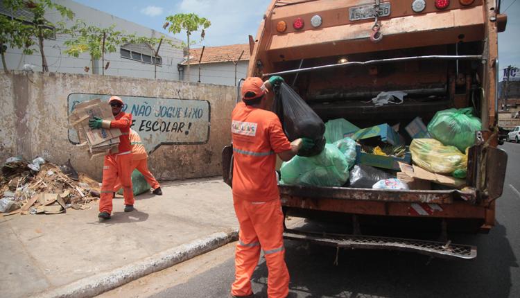Débito com empresa de coleta de lixo é R$ 20 mi em São Luís