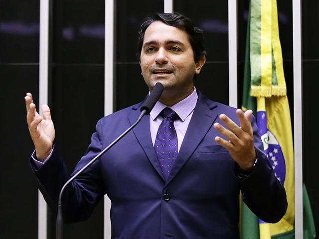 Ex-prefeito de Miranda do Norte, Júnior de Lourenço, agora deputado federal.