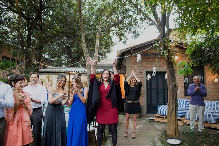 Resultado de imagem para mini wedding em casa