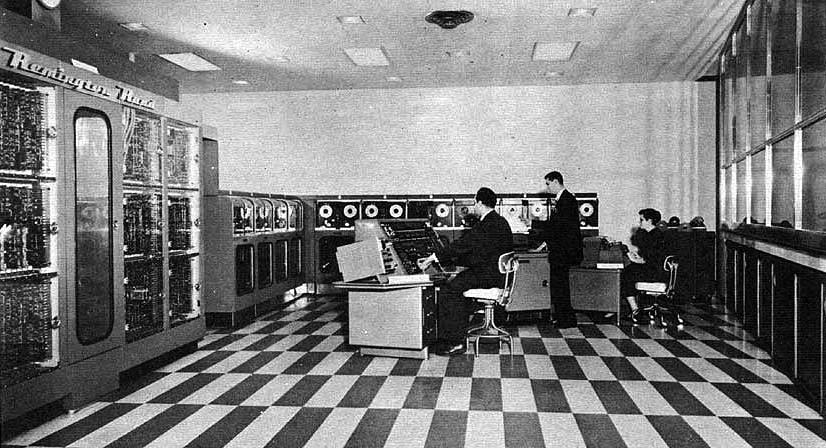 UNIVAC Tecnologia: Do UNIVAC ao IPAD