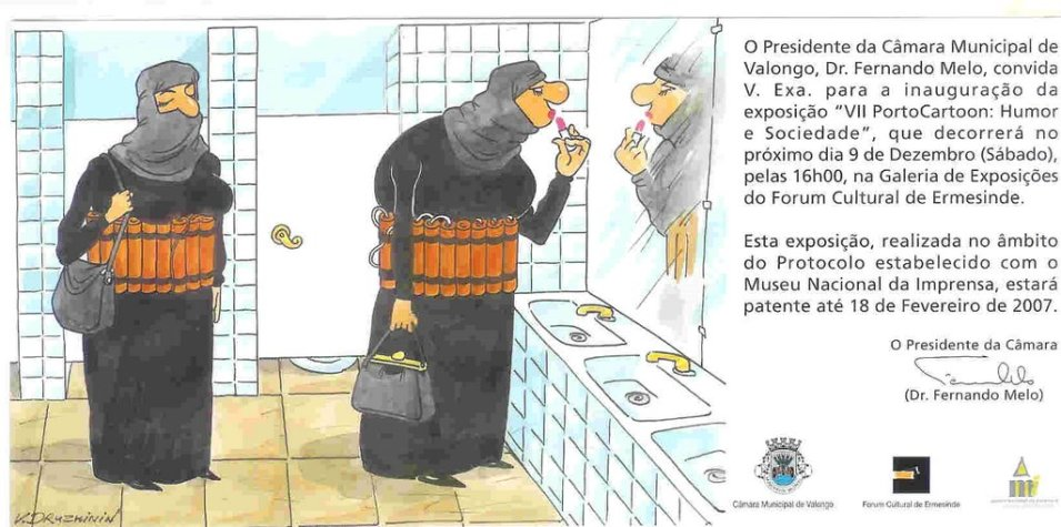 cartoon Humor- Piadas Mórbidas
