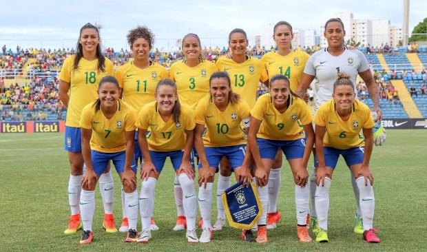 selecao-brasileira-feminino SELEÇÃO BRASILEIRA FEMININA: CORAÇÃO E RAÇA