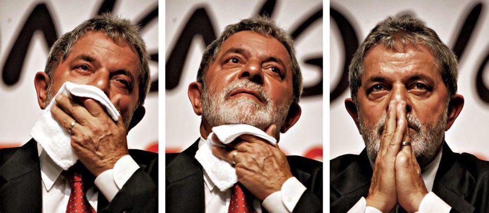 lula Prisão de Lula: Nada a Comemorar