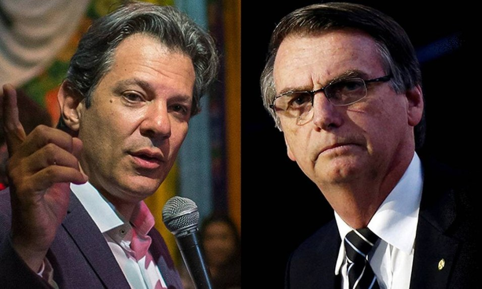 bolsonaro-haddad Sobre Haddad, Bolsonaro e a Falta Crônica de um Estadista
