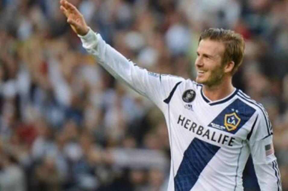 David-Beckham Os Dez Jogadores Que Mais Marcaram Gols de Falta no Futebol