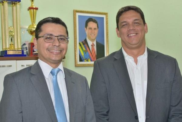 """Vem parceria boa por aí"""", diz Lula Fylho após visita de Carlos ..."""