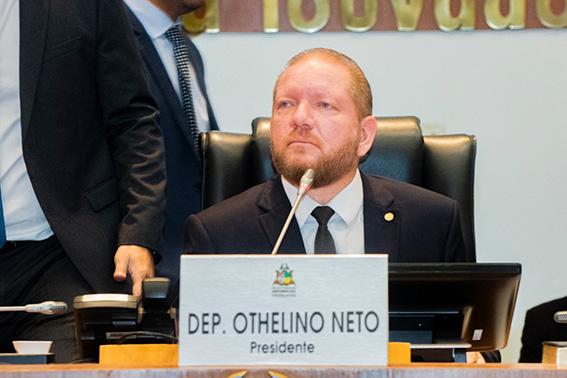 O justo reconhecimento dos deputados estaduais a Othelino Neto • Blog do Jorge Aragão