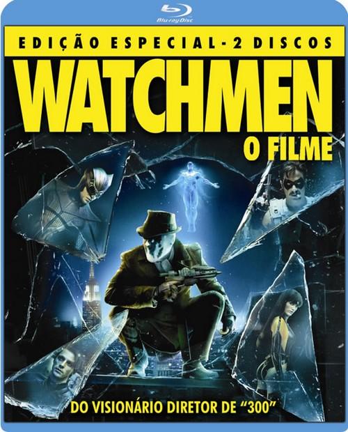 O BD nacional de Watchmen