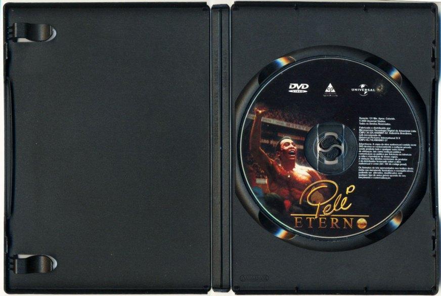 BJC NA COPA: Pelé Eterno DVD | Blog do Jotacê