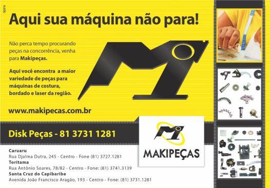 makipeças 08 2013