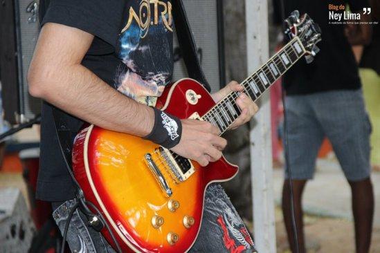 Som das guitarras, simbolo do gênero, vão ecoar mais uma vez. Foto: Thonny Hill (arquivo).