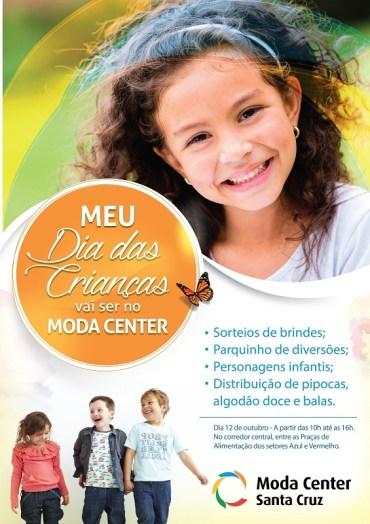 Moda Center Dia das Crianças