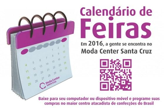 Calendário de Feiras - Moda Center _QRCode
