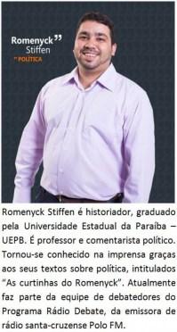 Romenyck Stiffen