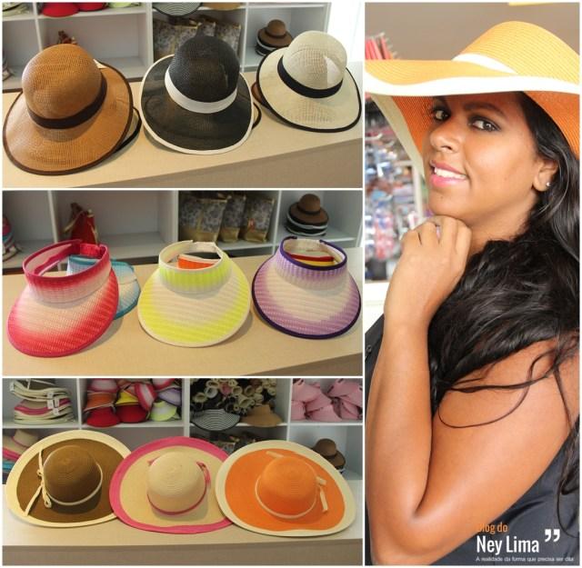 Belíssimos chapéus e viseiras da linha Mabiel by Camboriú