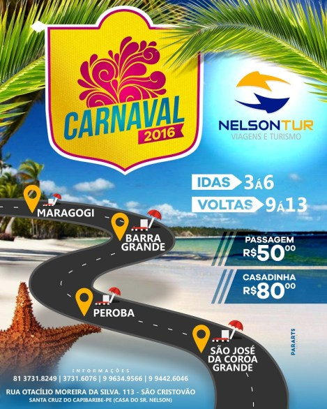 NELSON TUR - CARNAVAL