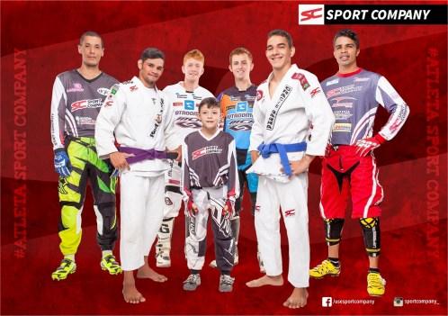 Sport Company Desportistas
