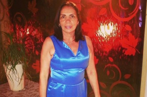Miriam Amorim tinha 57 anos. Foto: Arquivo pessoal.