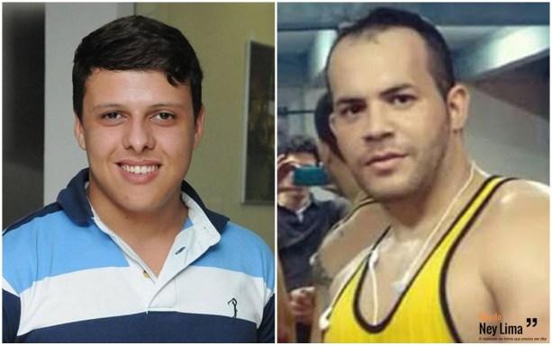 Davi Fernando e Rafael Leite